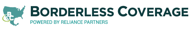 Borderless Coverage logo